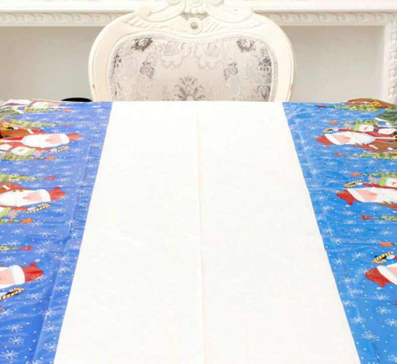 Christmas Tablecloths Home Kitchen Dining Linens