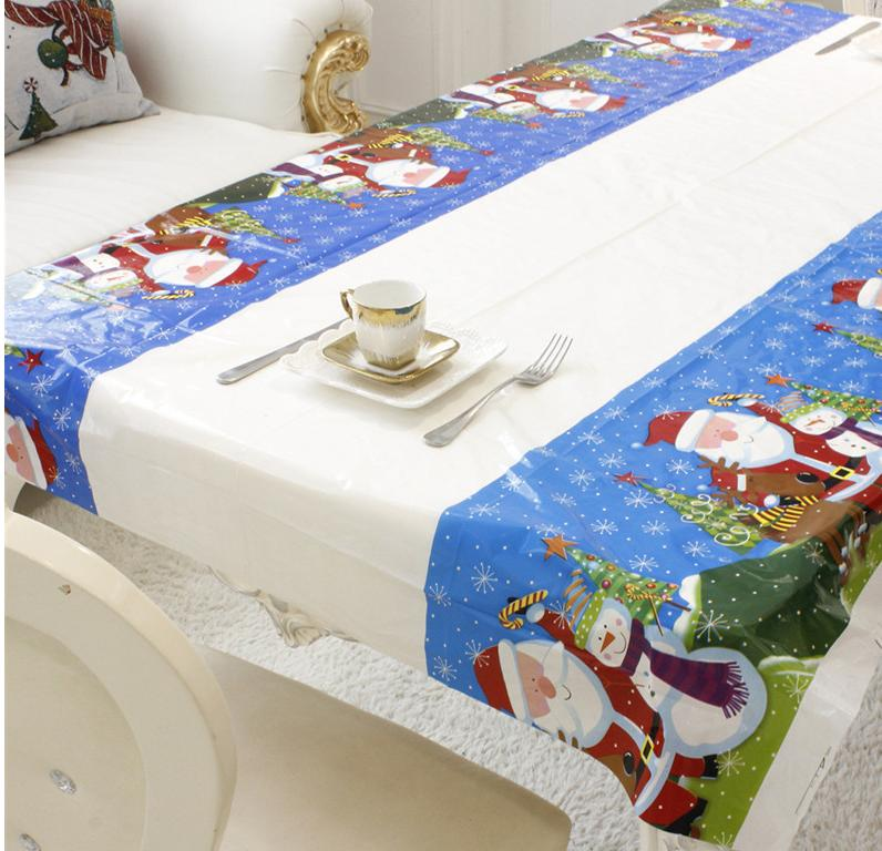 Christmas Tablecloths Dining Table Decor Linens Tables Covers
