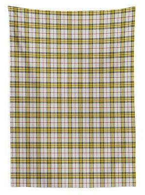 Classic Tablecloth Ambesonne 3 Rectangular Cover