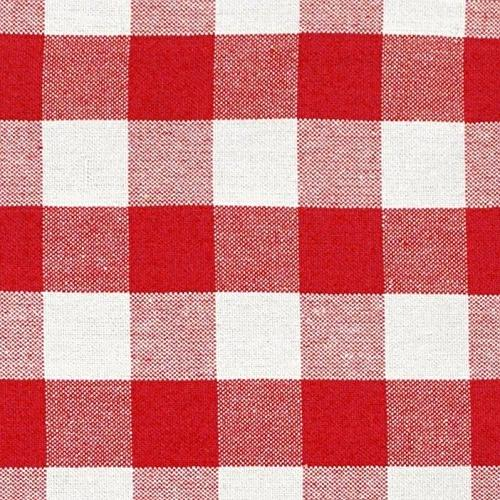 DII Tablecloth, & Check - Perfect for Spring, Farmhouse Décor, Picnics Potlucks or