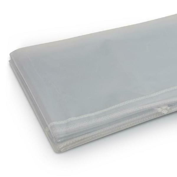 crystal clear heavy weight vinyl tablecloth protector