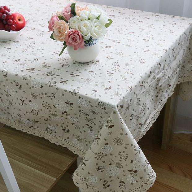 Country Flower Multifunctional Tablecloth GQ26