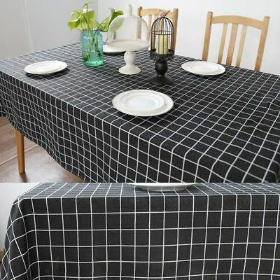 Fashion Kitchen Room Linen Cloth Spread Cover new