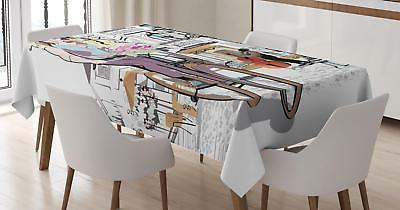 fashion tablecloth 3 sizes rectangular table cover