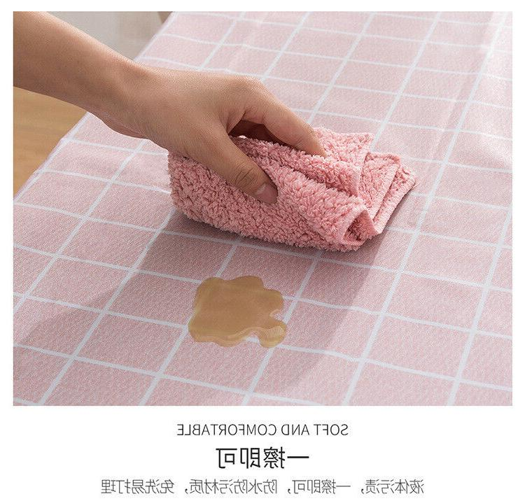 Flannel Cloth cover tablecloth wipe