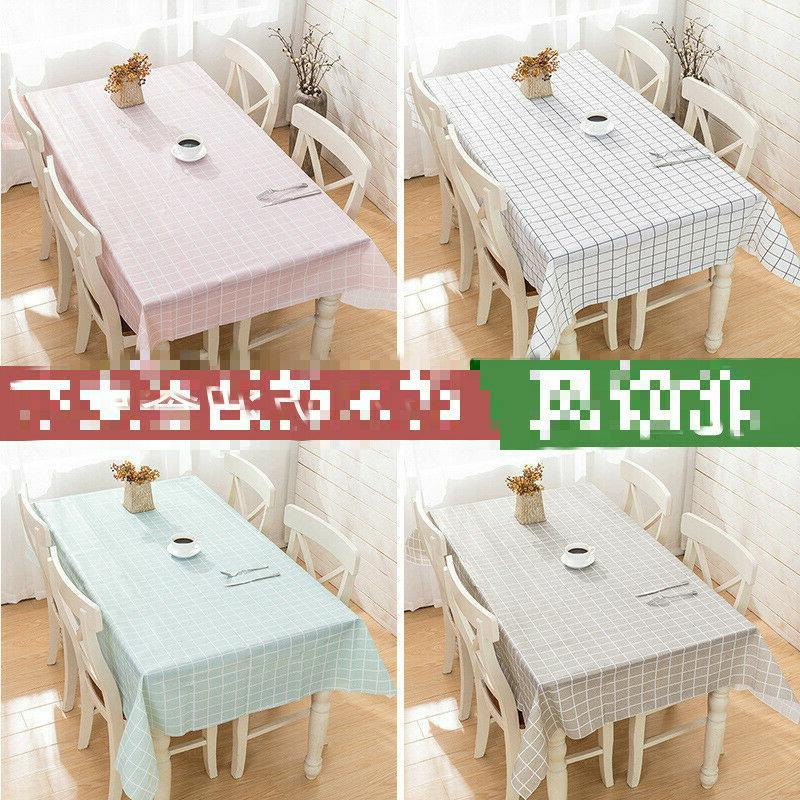 flannel back table cloth cover tablecloth tablecover