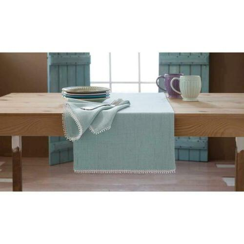 """Lenox French Solid 60""""x102"""" rectangle Linen"""