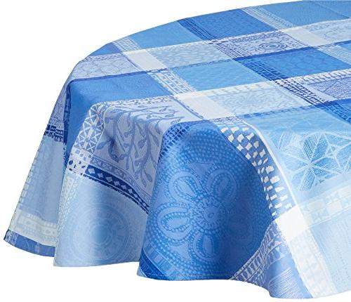 garnier thiebaut coated tablecloth