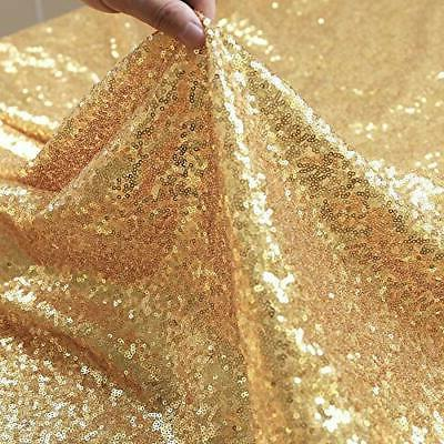 GFCC Gold Sequin Sparkly for Banquet