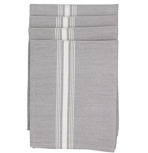 gray chambray polyester reverse bistro