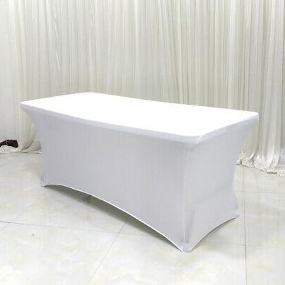High Stretch Massage Table Wedding Party Event Table Cover US
