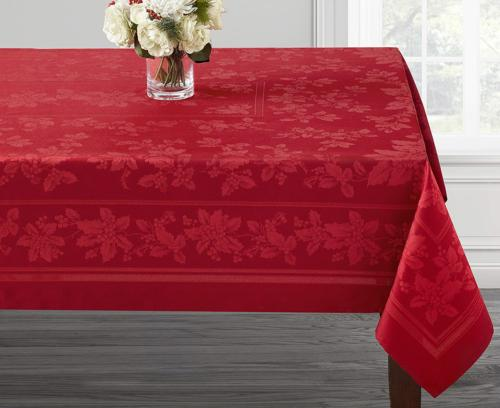 Benson Engineered Jacquard RED,