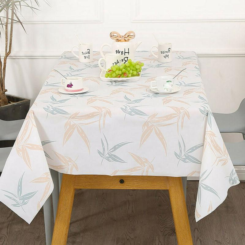 Home Table Cloth Decorative Dining Table Cover Y88