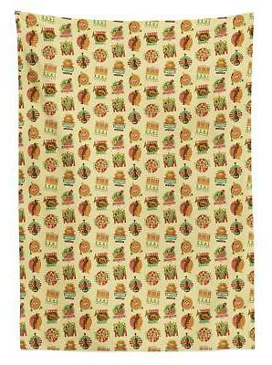 3 Rectangular Table Cover