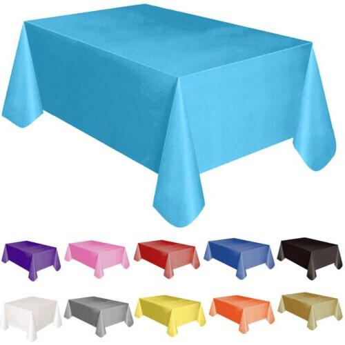 Large Cover <font><b>Cloth</b></font> Wipe Party Tablecloth Covers 137x183cm