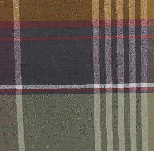 Mahogany Lua 60-Inch by 90-Inch Large Multi-color Plaid