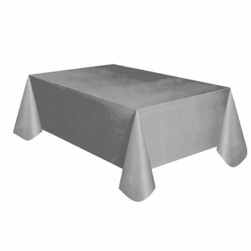 New Large Table Cover Clean Tablecloth