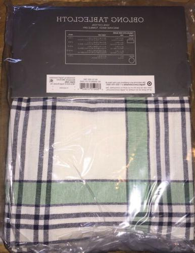 NEW~ Oblong Tablecloth Cloth 60x104 Spring