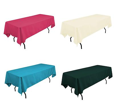 new tablecloth rectangular table cloth for 6