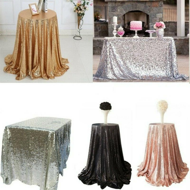 Tablecloth Party Engagement DecorationTablecloth