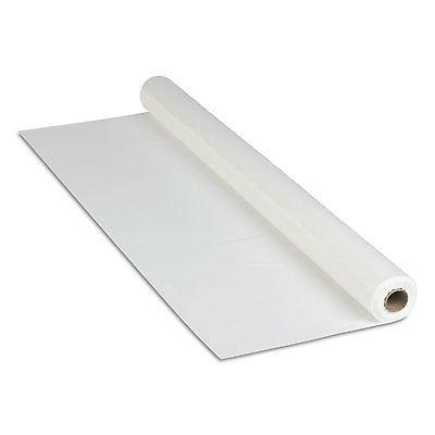 plastic roll tablecover 40 x 300 ft