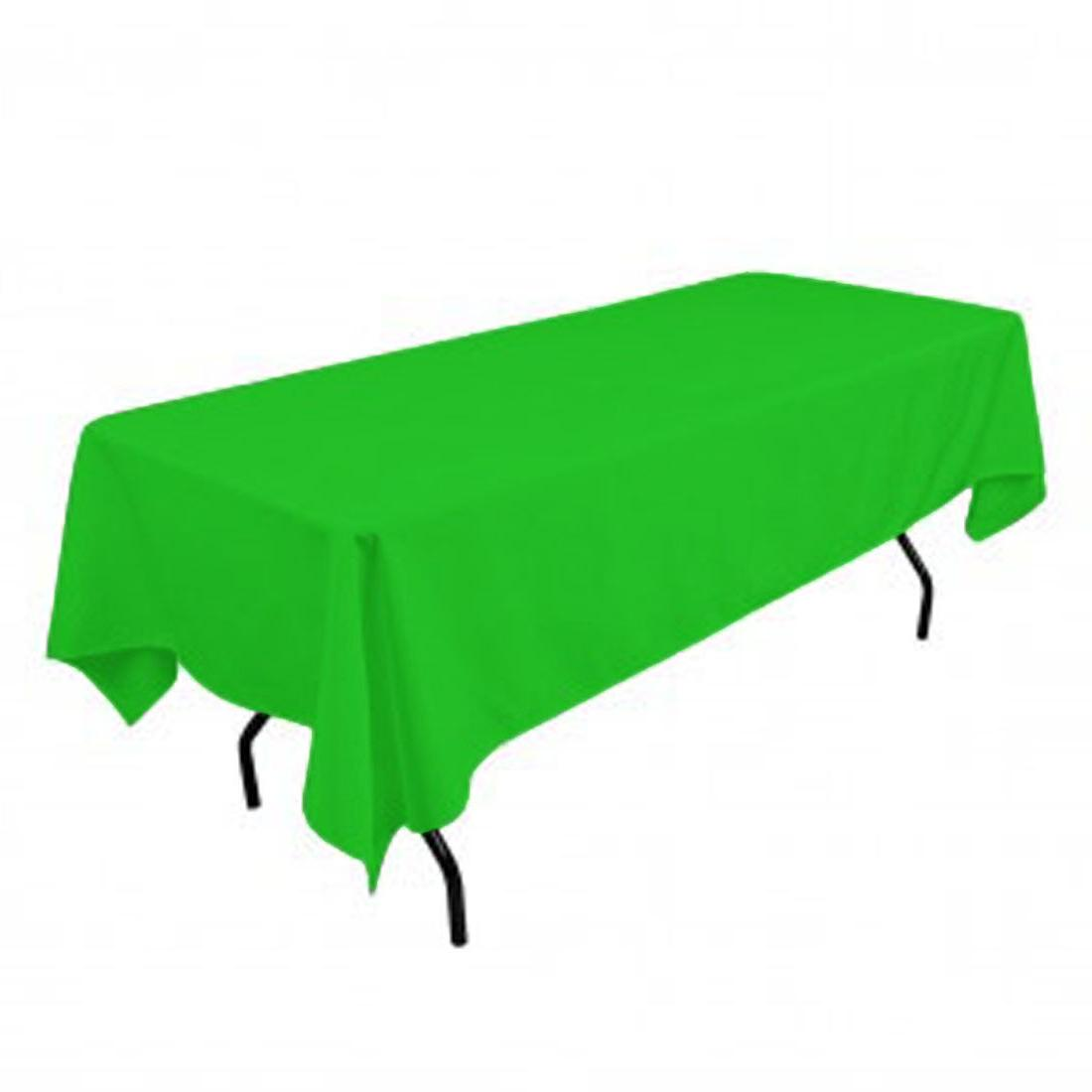 """Polyester Tablecloth Seamless 54X72"""""""