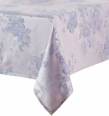 purple pastel tablecloth fabric table cloth 60x120