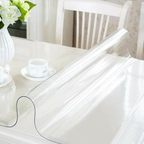 PVC Clear Fitted Cloth Waterproof
