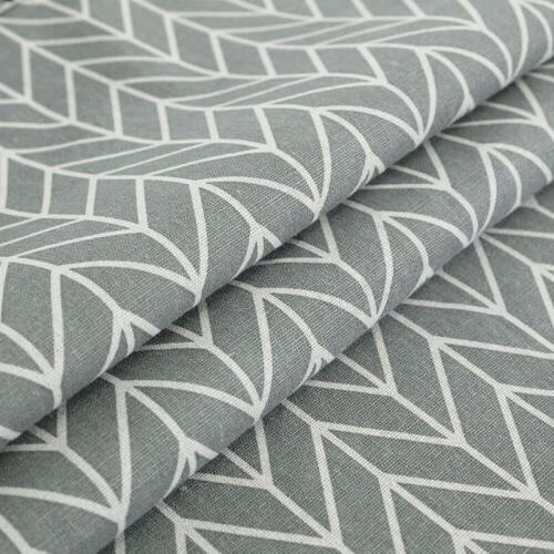 Rectangle Table Linen Room Decor Party Grey
