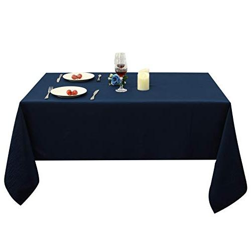 Obstal Table Oil-Proof Spill-Proof Water Resistance Microfiber Fabric Use