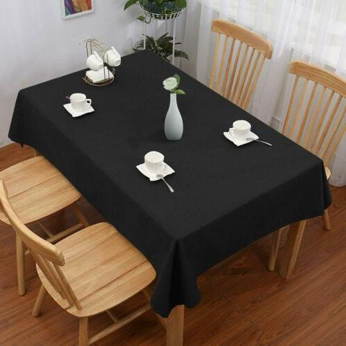 Resistance Tablecloth