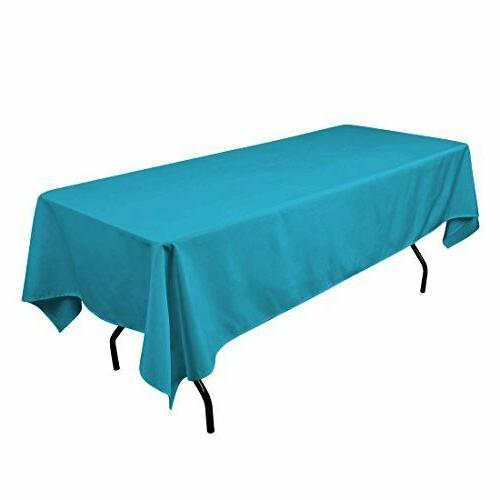Rectangle Table Home Party Plain 60 x