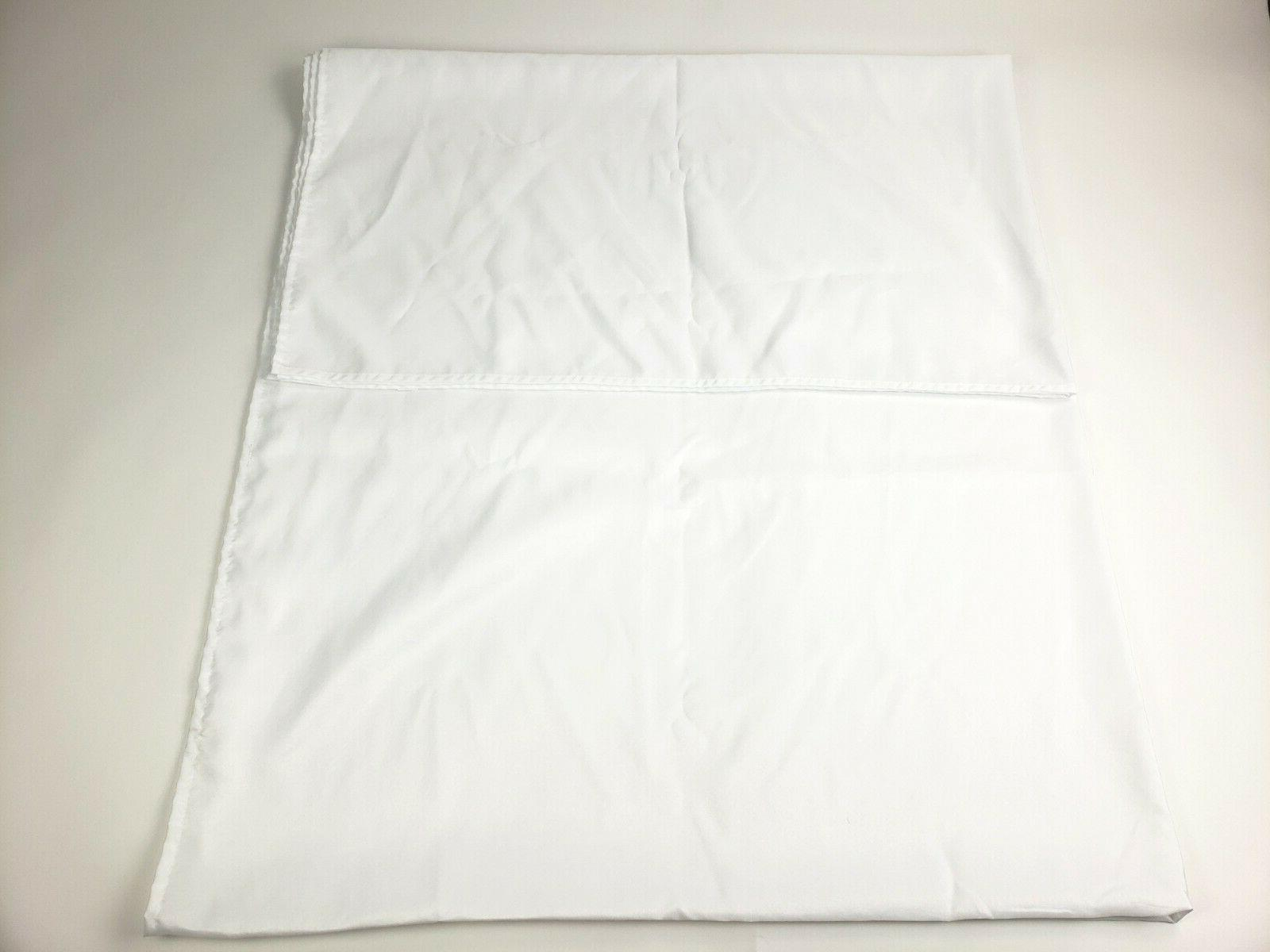 rectangle tablecloth 70 x 120 inch white