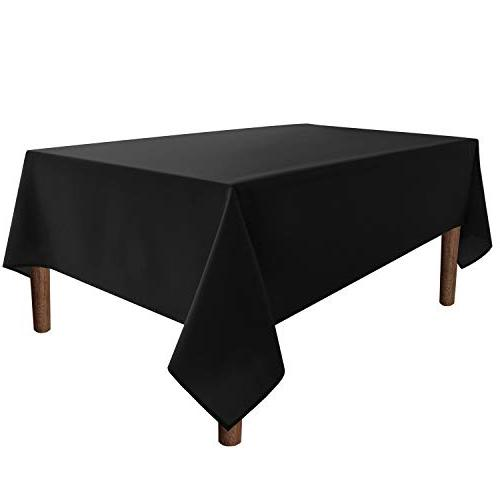 Homedocr Stain Polyester Table 54 x inch,