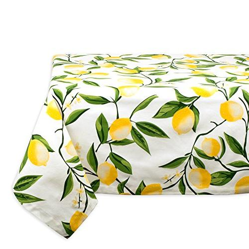 rectangular cotton tablecloth