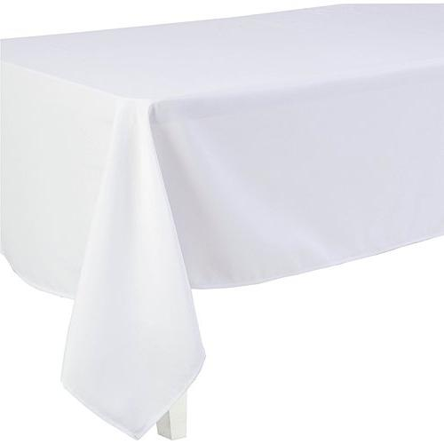 rectangular polyester tablecloth