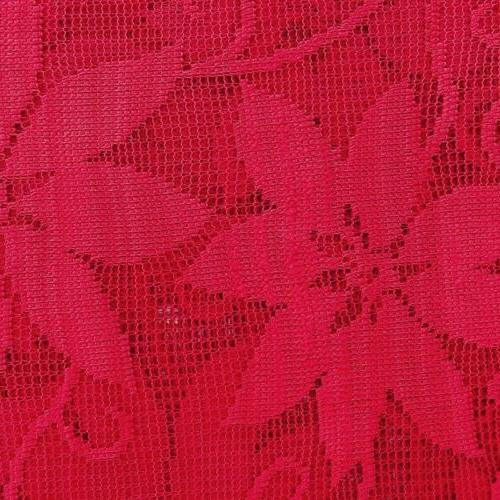 Red Flower Tablecloth Picnic Table Cloth Decoration Rectangle/