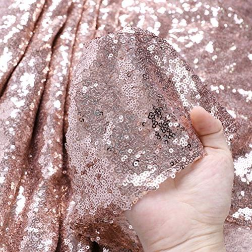 Sequin Tablecloth Christmas Cloth Cover Party