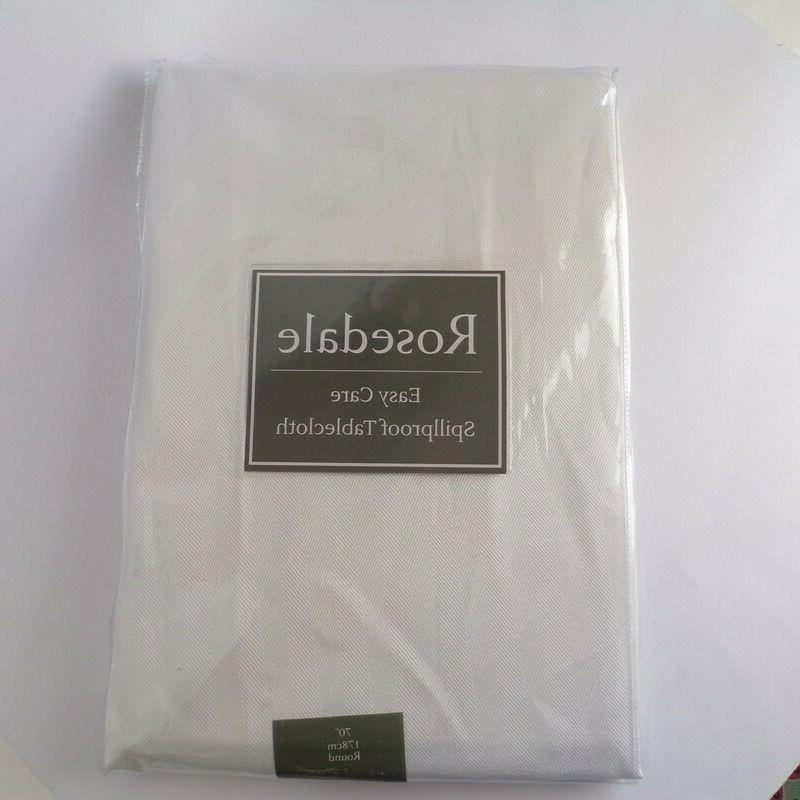 rosedale spillproof tablecloth