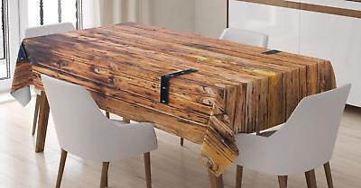 rustic tablecloth 3 sizes rectangular table cover