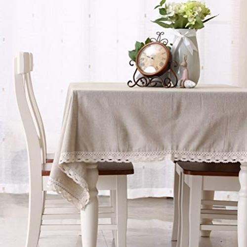 Rectangle Cotton and Cloth Printed for Dinning Tabletop