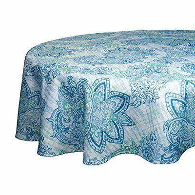 spring and summber tablecloth spill proof