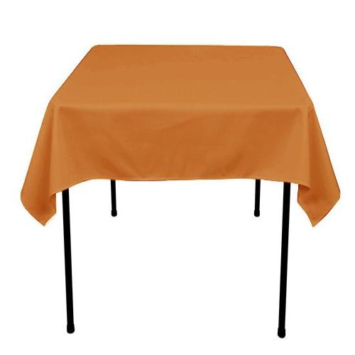 square polyester tablecloth multiple