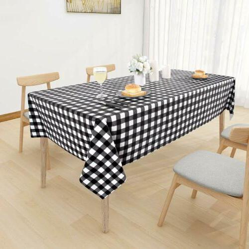 Square Table Cloth Oil-Proof