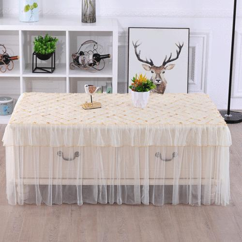 Square Tablecloth Table Cover Kitchen Hotel Table