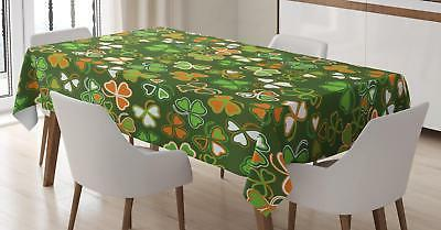 st patrick s day tablecloth 3 sizes
