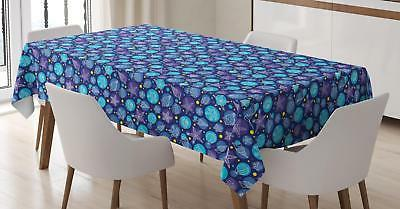 starfish tablecloth 3 sizes rectangular table cover