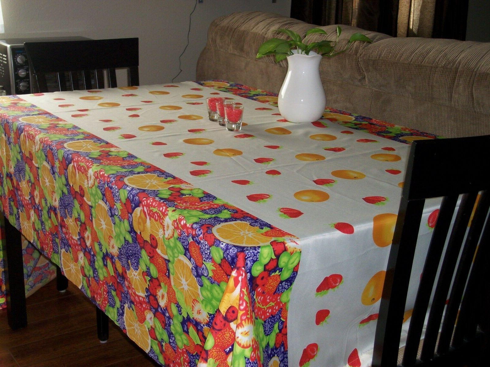Table Cloth 0803 Dining Linens Texiles Napkins Table