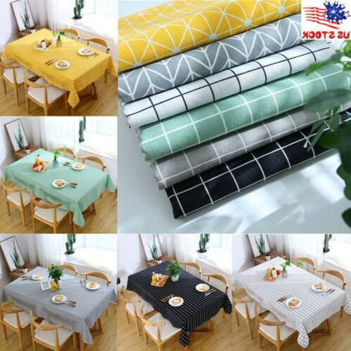 table cloth rectangular for wedding banquet party