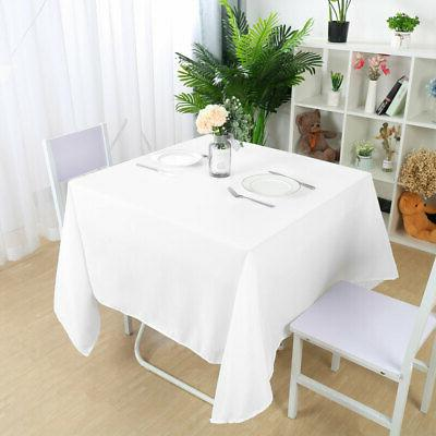 Table Tablecloth Rectangle Table Covers